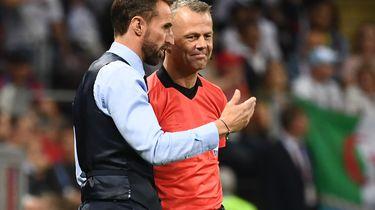 Björn Kuipers vierde official bij WK-finale