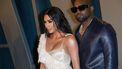 Kim en Kanye