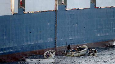 23 februari - Gewapende beveiliging voor schepen