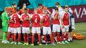 Deense voetballer Eriksen vecht voor zijn leven na reanimatie tijdens duel Denemarken - Finland