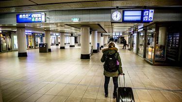 Openbaar vervoer komt weer tot leven na staking