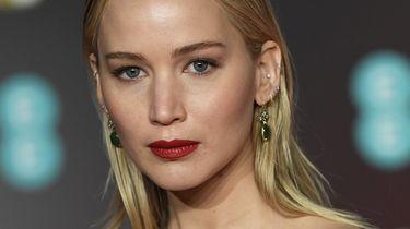 Actrice Jennifer Lawrence wordt activist