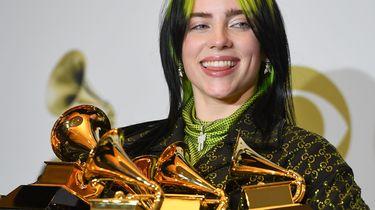Billie Eilish gaat viral met '8D-muziek'
