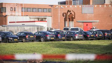 Vermoedelijke uitbraakpoging gevangenis Zutphen