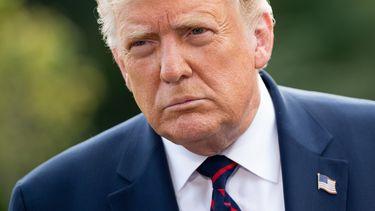 Trump: coronavaccin mogelijk binnen drie of vier weken klaar
