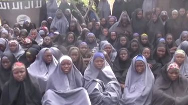 22 februari - Schoolmeisjes gered van Boko Haram