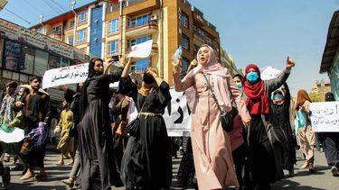 vrouwenrechten, taliban, Afghanistan, vrouwen