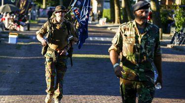 Militairen mogen weer met uniform over straat