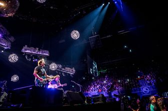 Pearl Jam in Ziggo Dome voelt als warm bad