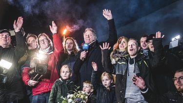 Piet Paulusma's laatste uitzending trekt 600.000 kijkers
