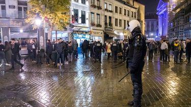 Virals: Brusselse rellen lopen uit de hand