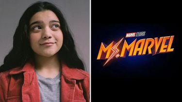 Iman Vellani, islamitische superheldin, ms marvel