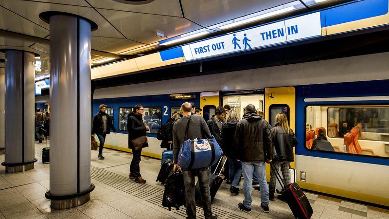 trein NS stations