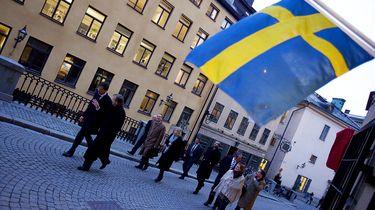 Zweden bang voor oorlog met Russen. / ANP