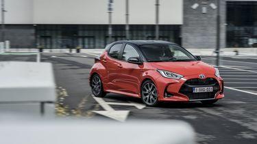 De Toyota Yaris is uitgeroepen tot Auto van het Jaar 2021.