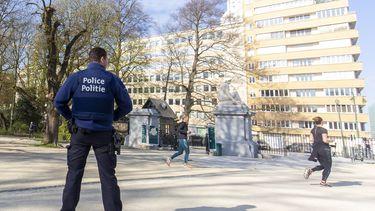 Onrust en relletjes in Brussel, ondanks lockdown
