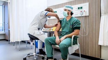 Forse stijging vaccinaties op basis van schatting ministerie