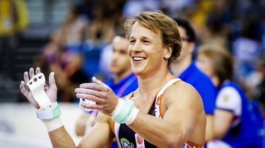 Turner Epke Zonderland zet grote stap richting Spelen