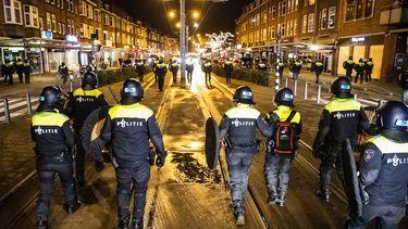 Een foto van de politie