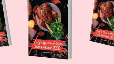 Van Culy's horeca helden voor jou: Culy's Kerst Kookboek 2020!