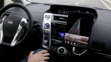 Backup-bestuurder zelfrijdende Uber aangeklaagd voor dood door schuld