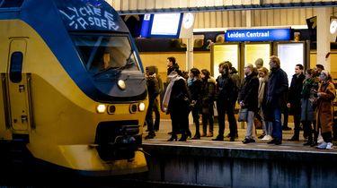 Veel minder treinen tussen Leiden en Hoofddorp