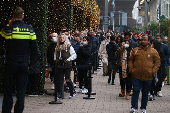 Black Friday in Rotterdam
