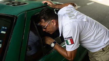 'Mexico biedt VS 6000 grensbewakers'