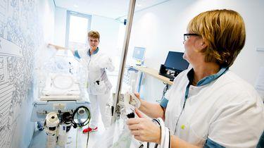 Zorg moet sneller beschikbaar zijn voor patiënten.  / ANP