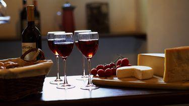 Kaas en wijn blijken breinvoer te zijn