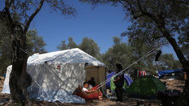vluchtelingen, statushouders, Griekenland, Moria