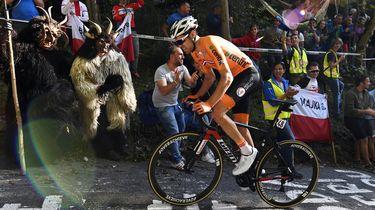 Dumoulin richt zich op de Ronde van Italië in 2019