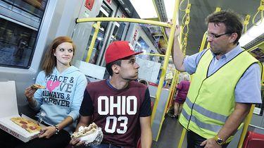 Kebab verboden in metro Wenen