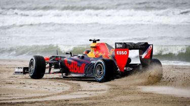 Teams Formule 1 toch niet over strand naar Zandvoort