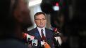 Foto van De Poolse minister van Justitie, Zbigniew Ziobro
