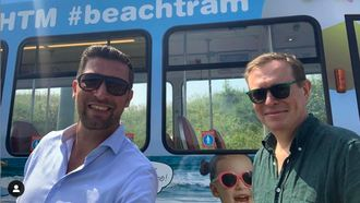 Bikinilijn tram Den Haag