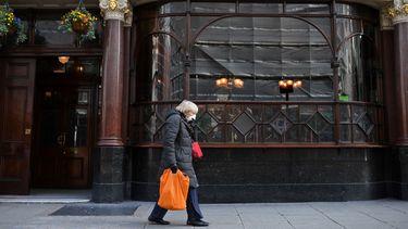 Ook in het Verenigd Koninkrijk sluiten cafés en restaurants de deuren