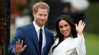 Prins Harry en zijn Meghan zijn klaar voor hun bruiloft zaterdag. /AFP