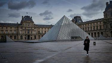 Parijs lockdown corona