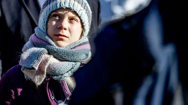 Klimaatactivisme hielp Greta Thunberg van eetstoornis af