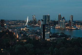 Massatoerisme Rotterdam