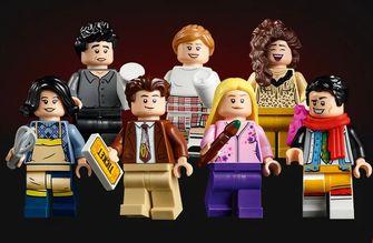 Friends, LEGO, bouwset, set, mini-figuren