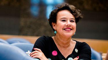 PvdA-politica Sharon Dijksma (48) opnieuw zwanger