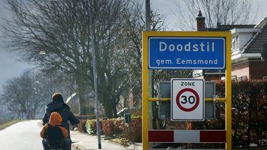 Doodstil Groningen geluid