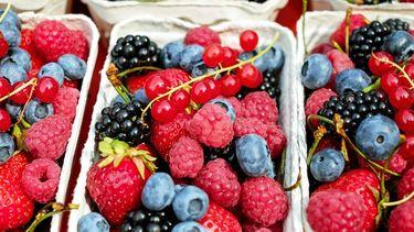 afvallen, fruit, gezond