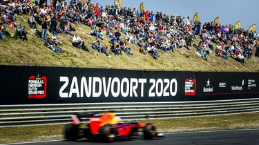 Vrijwilliger gezocht: midden tussen de raceauto's tijdens Formule 1