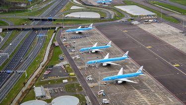 Vliegtuigen vanuit Spanje niet meer welkom in Nederland