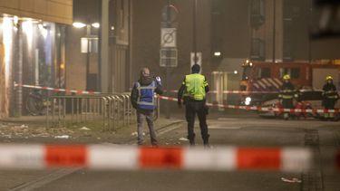 Explosie bij Poolse supermarkt in Beverwijk