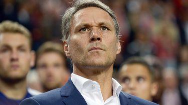 Marco van Basten voorlopig uit FIFA 20