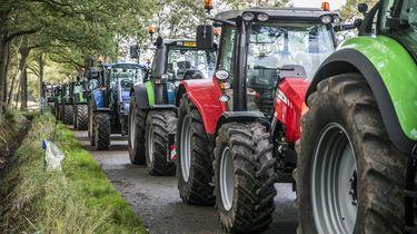 Boerenactie in Achterhoek rustig verlopen